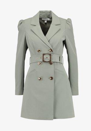 BERNADETTE BELTED BLAZER DRESS - Freizeitkleid - khaki