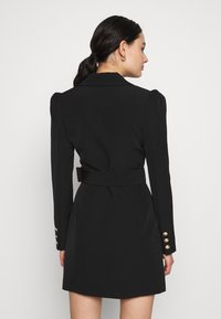 Forever New - BERNADETTE BELTED BLAZER DRESS - Vestido informal - black - 2