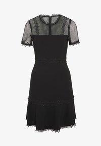 Forever New - STEPHS PONTE DRESS - Žerzejové šaty - black - 4