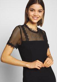 Forever New - STEPHS PONTE DRESS - Žerzejové šaty - black - 3
