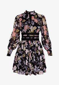 Forever New - BODY WITH FLORAL PRINT - Vardagsklänning - black - 4