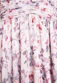 Forever New - TAYLOR SPLIT SLEEVE SKATER DRESS - Vestido informal - light pink - 5