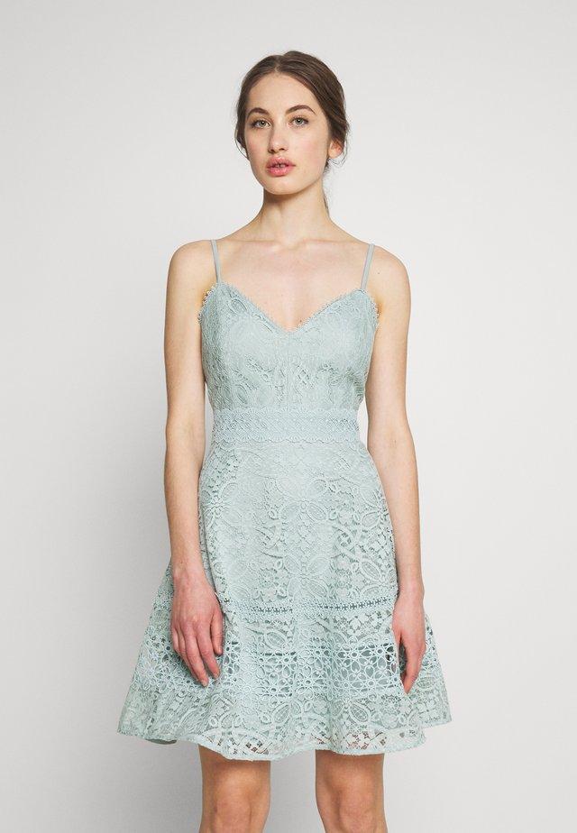 SELMA DEEP PROM DRESS - Korte jurk - mint