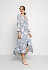 Forever New - FLORAL HIGH-LOW - Robe longue - mint - 0