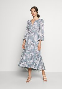Forever New - FLORAL HIGH-LOW - Robe longue - mint - 2