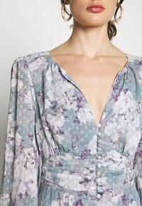 Forever New - FLORAL HIGH-LOW - Robe longue - mint - 5