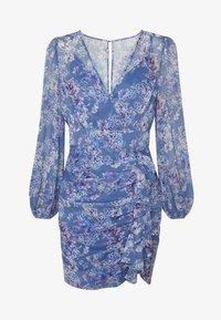 Forever New - TASSA FLORAL MINI - Kjole - blue floral - 4