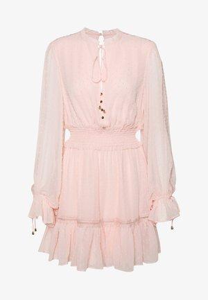 MACIE SKATER DRESS - Day dress - blush