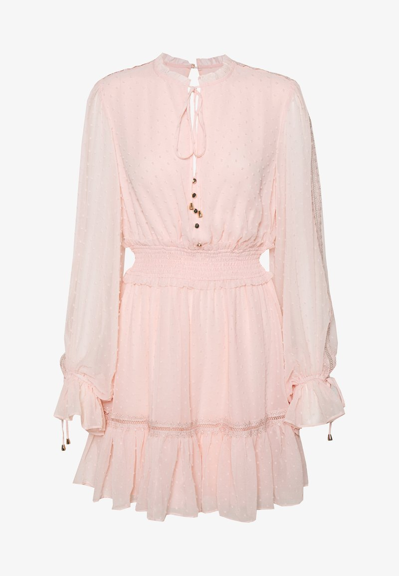 Forever New - MACIE SKATER DRESS - Day dress - blush