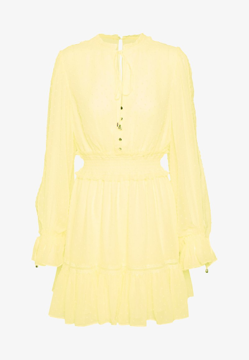 Forever New - MACIE DRESS - Cocktailkjole - pastel yellow