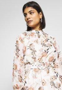 Forever New - PLEAT PANEL DAY DRESS - Vestido informal - multi-coloured - 4