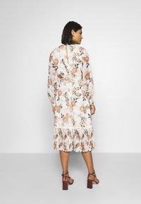 Forever New - PLEAT PANEL DAY DRESS - Vestido informal - multi-coloured - 2