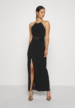 BELTED  - Suknia balowa - black