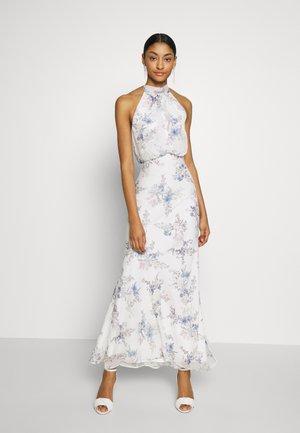 HALTER DRESS - Day dress - bluebell