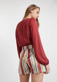 Forever New - ROXANNE WRAP - Bluser - pink canyon - 2