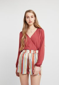 Forever New - ROXANNE WRAP - Bluser - pink canyon - 0