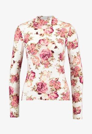 JEREMINE SKIVVY - Long sleeved top - rosewood floral
