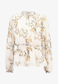 Forever New - JAYDE OPEN PLACKET BLOUSE - Blusa - pink - 5