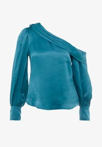 Forever New - KENDRA ASYMMETRICAL - Blusa - emerald - 3