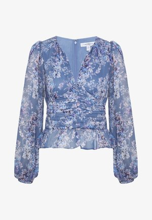 DITSY FLORAL  - Blouse - blue