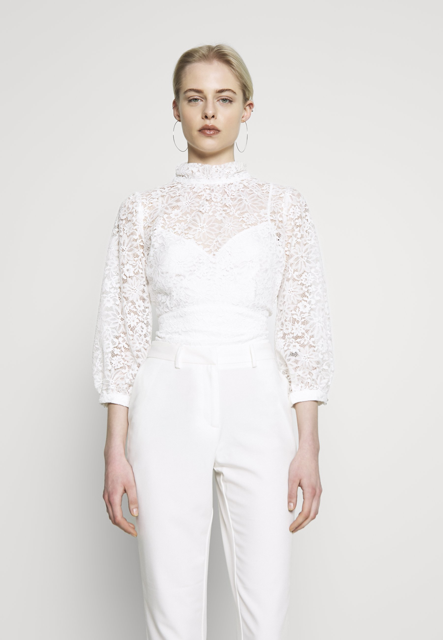 Forever New BLOUSE - Bluzka - white
