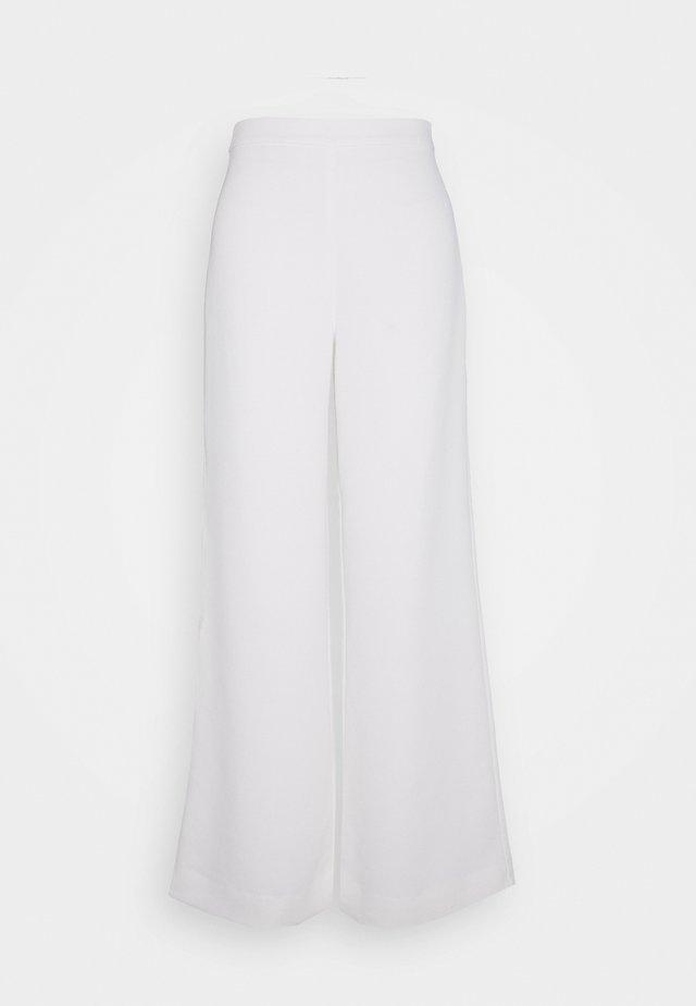 ABIGAIL  - Kalhoty - porcelain