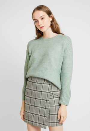KATRINA CREW NECK JUMPER - Trui - mint