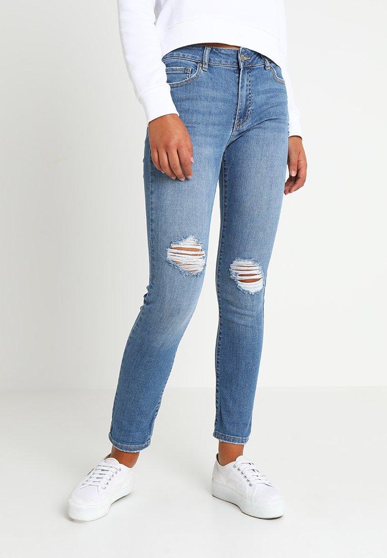 Forever New - EMMY JEAN - Jeans Straight Leg - surfside blue