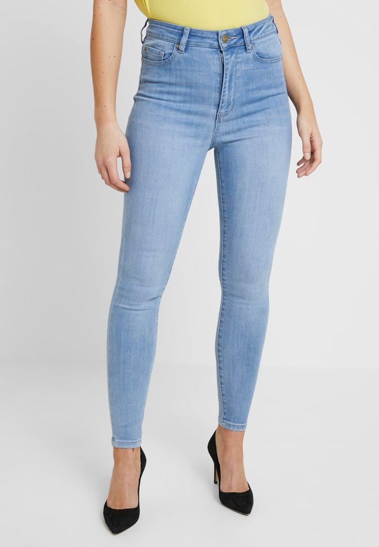 Forever New - CLEO HIGH RISE ANKLE GRAZER - Jeans Skinny Fit - portobello blue