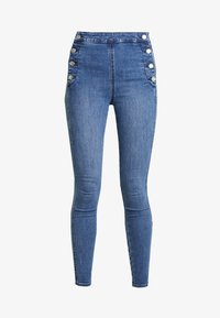 Forever New - HEIDI HIGH RISE - Vaqueros pitillo - blue - 3