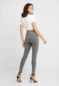 Forever New - HEIDI JEAN - Jeans Skinny Fit - brooklyn grey - 2