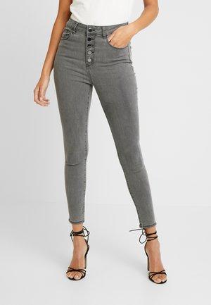 HEIDI JEAN - Jeans Skinny Fit - brooklyn grey