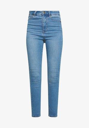 BELLA HIGH RISE SCULPTING - Jeans Skinny - bahamas blue