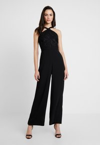 Forever New - ALLY BODICE - Jumpsuit - black - 0
