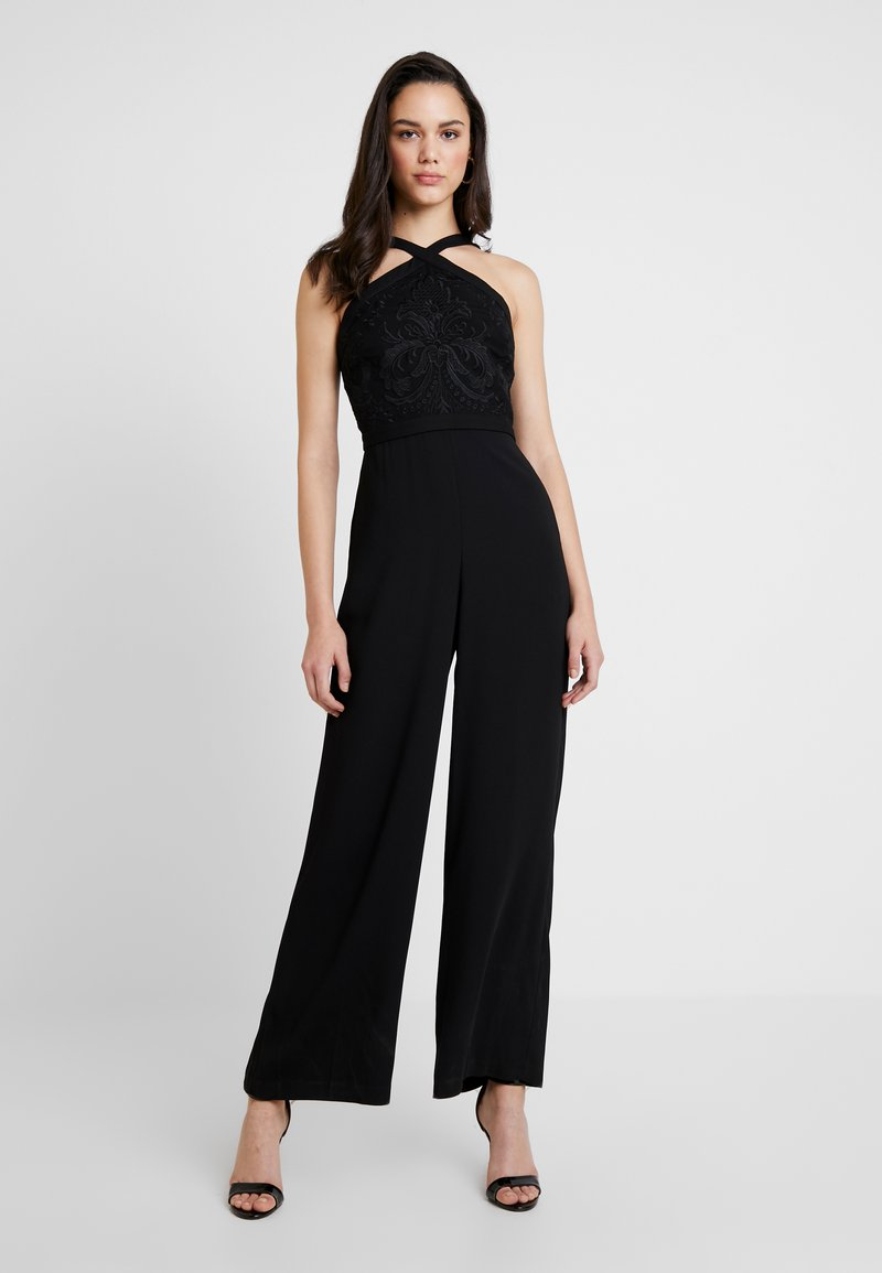 Forever New - ALLY BODICE - Jumpsuit - black
