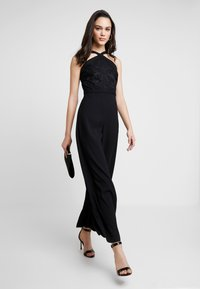 Forever New - ALLY BODICE - Jumpsuit - black - 1