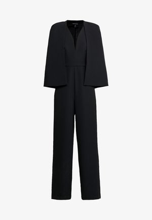 YVETTE CAPE - Overall / Jumpsuit - black