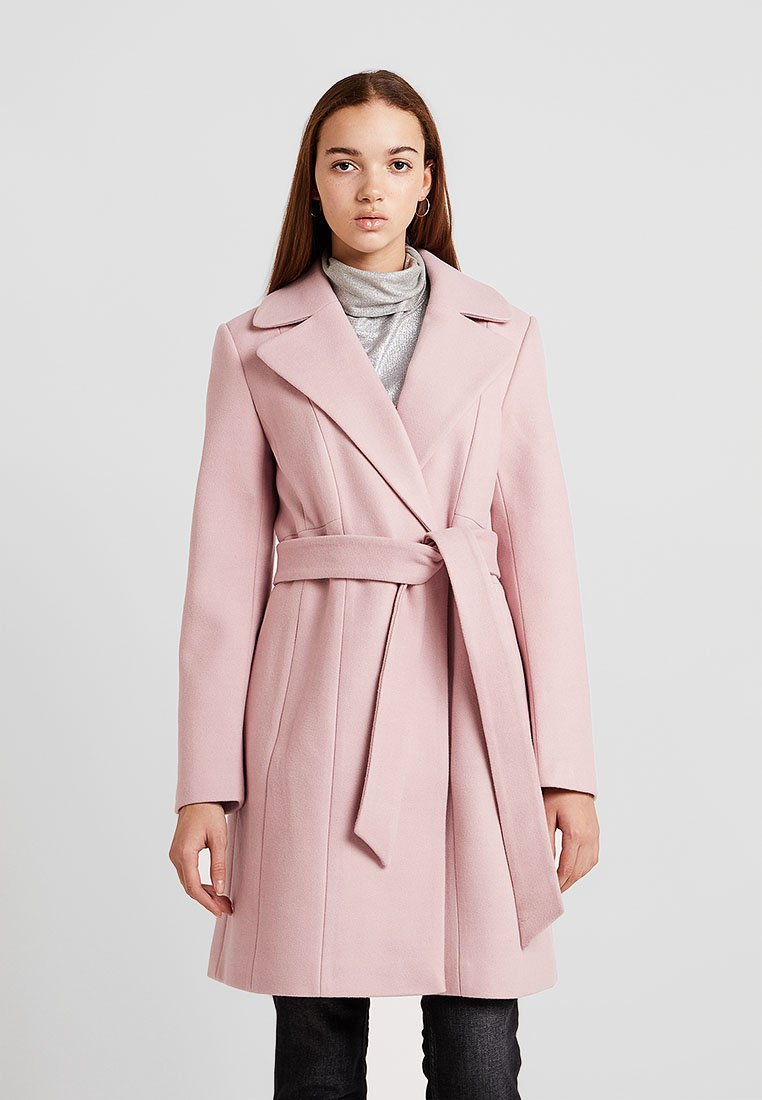 Forever New - ARIEL FITTED COAT - Short coat - pink