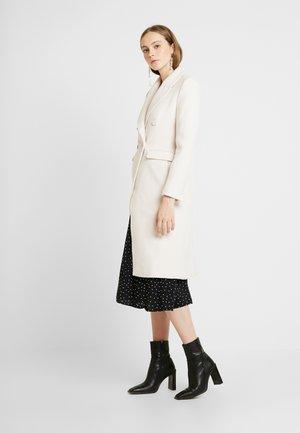 TORI - Classic coat - cream