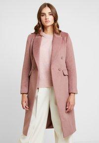 Forever New - TORI - Classic coat - dry rose - 0