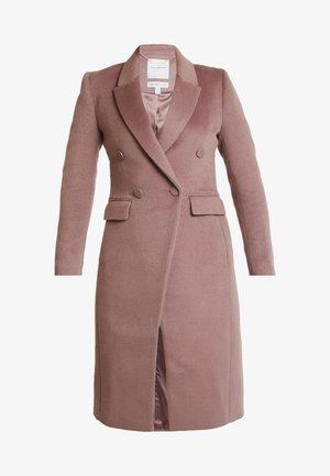 TORI - Classic coat - dry rose