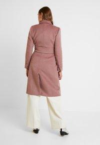 Forever New - TORI - Classic coat - dry rose - 2