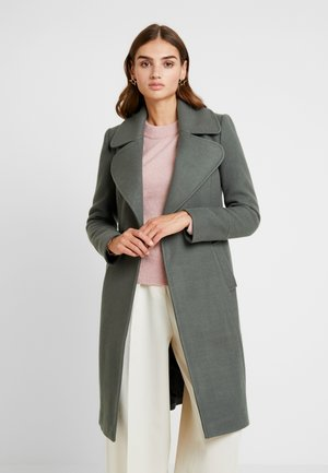 STEPHANIE - Classic coat - sage