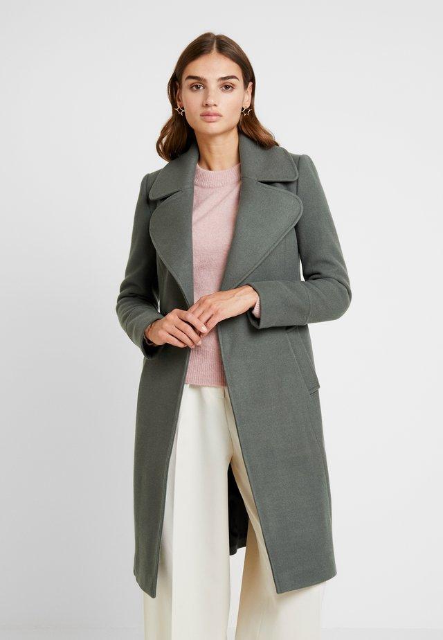 STEPHANIE - Zimní kabát - sage