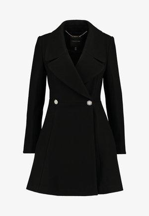 HANNA FIT FLARE - Korte frakker - black