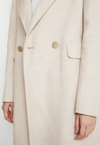 Forever New - PHILLIPA FELLED SEAM COAT - Classic coat - oatmeal - 4