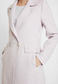 Forever New - PHILLIPA FELLED SEAM COAT - Classic coat - lilac - 4