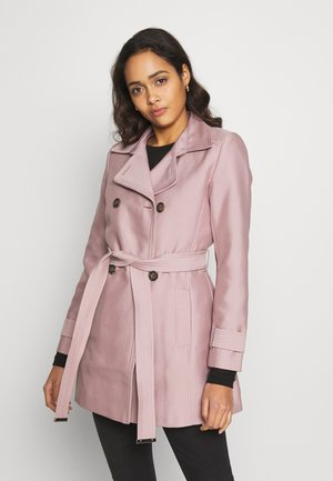 HELENA  - Trench - pink