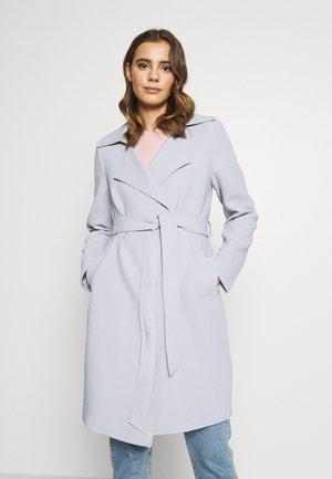 MONA - Classic coat - blue