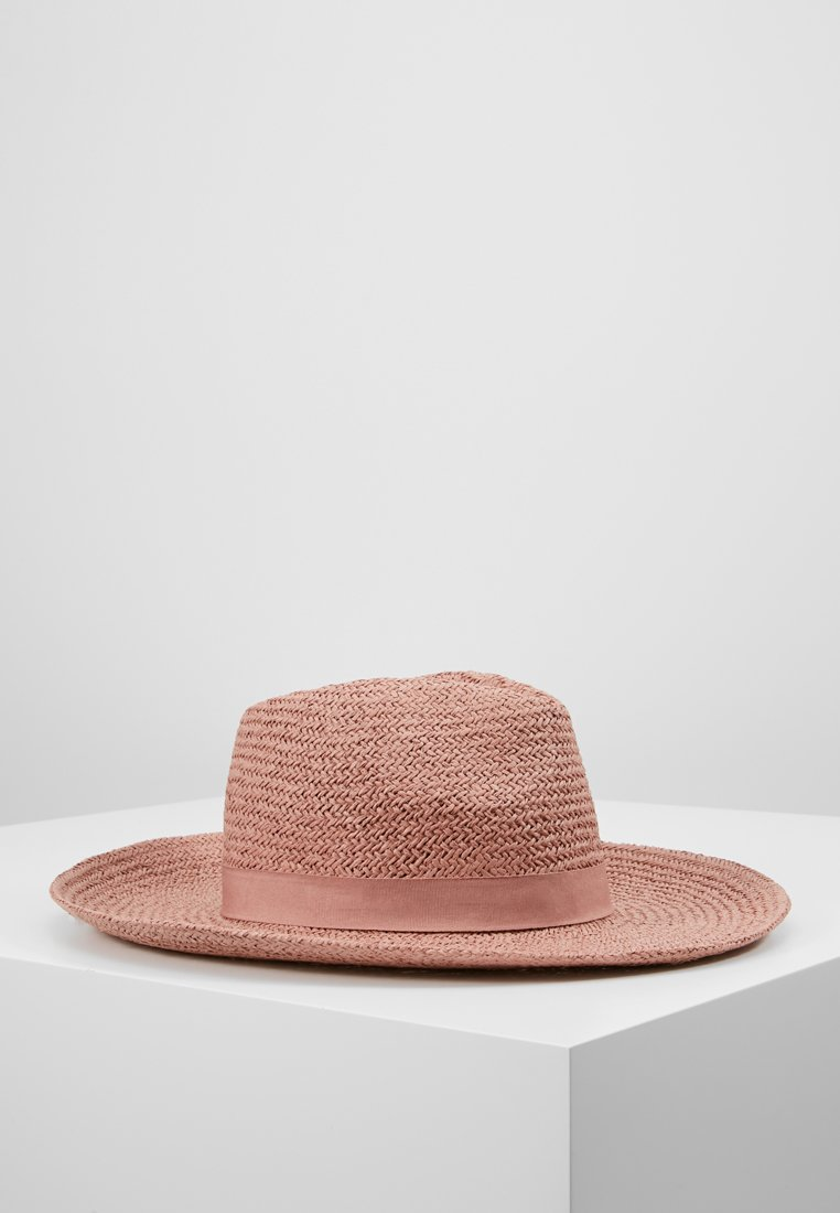 Forever New - FIONA FEDORA HAT - Hat - dusty pink